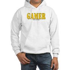Gamer Hooded Sweatshirt