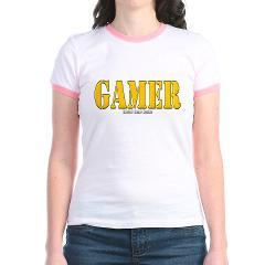 Gamer Jr. Ringer T-Shirt