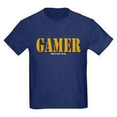 Gamer Kids Dark T-Shirt