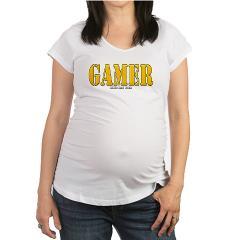 Gamer Maternity T-Shirt