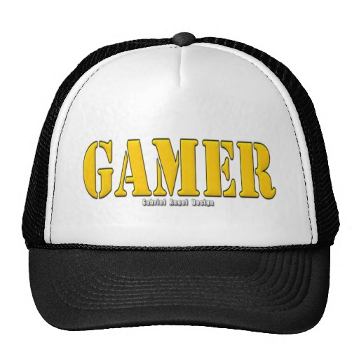 Gamer Mesh Hat