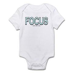 Focus Infant Bodysuit