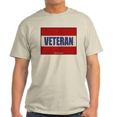 Veteran Flag Banner Classic T-Shirt