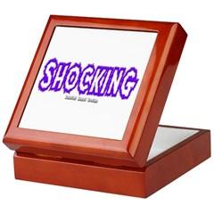 Shocking Keepsake Box