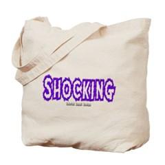 Shocking Logo Canvas Tote Bag