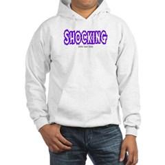 Shocking Logo Hooded Sweatshirt