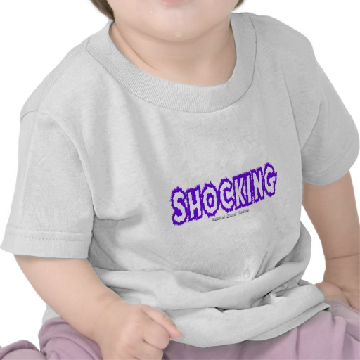 Shocking Logo Infant T-Shirt