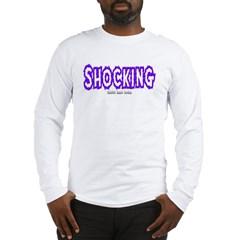 Shocking Logo Long Sleeve T-Shirt
