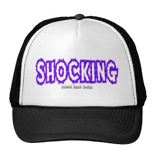 Shocking Logo Trucker Hat