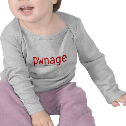 pwnage Infant Bella Long Sleeve T-Shirt