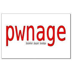 pwnage Small Posters
