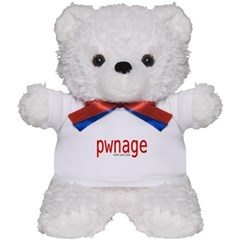 pwnage Teddy Bear