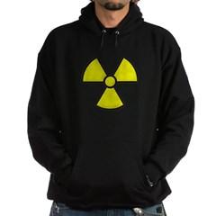 Radioactivity Hooded Dark Sweatshirt