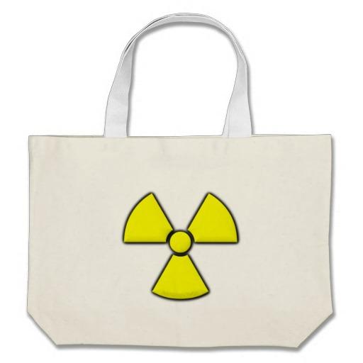 Radioactivity Jumbo Tote