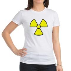 Radioactivity Junior Jersey T-Shirt