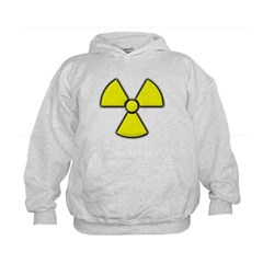 Radioactivity Kids Sweatshirt by Hanes