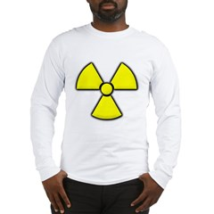 Radioactivity Long Sleeve T-Shirt