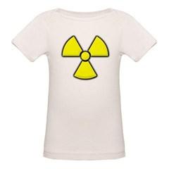 Radioactivity Organic Baby Tee