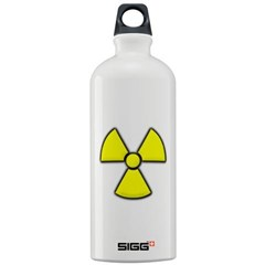 Radioactivity Sigg Water Bottle 1.0L