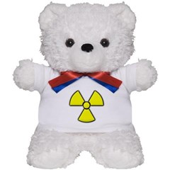 Radioactivity Teddy Bear