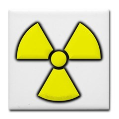 Radioactivity Tile Coaster
