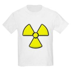 Radioactivity Youth T-Shirt by Hanes