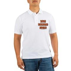 Your Costume Sucks Men's Golf Shirt