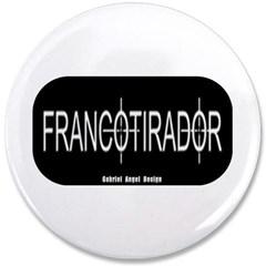 """Francotirador 3.5"""" Button"""