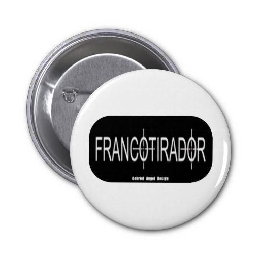 Francotirador Buttons