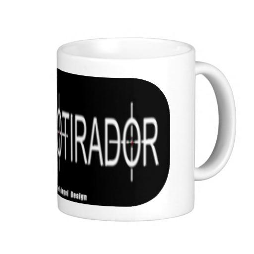 Francotirador Classic White Mug