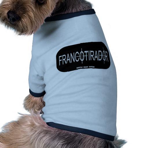 Francotirador Doggie Ringer T-Shirt