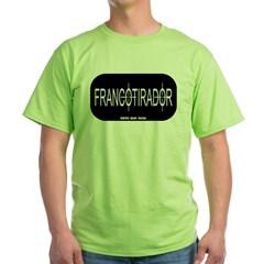 Francotirador Green T-Shirt