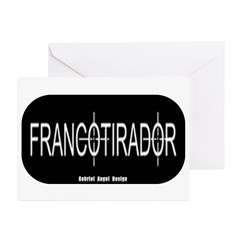 Francotirador Greeting Cards (Pk of 20)