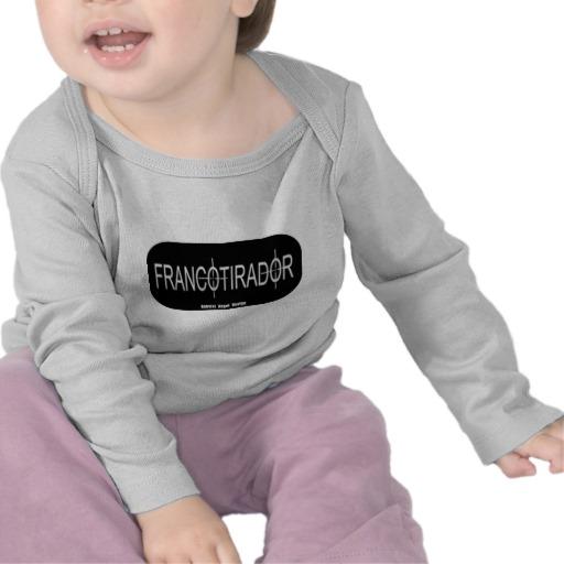 Francotirador Infant Bella Long Sleeve T-Shirt