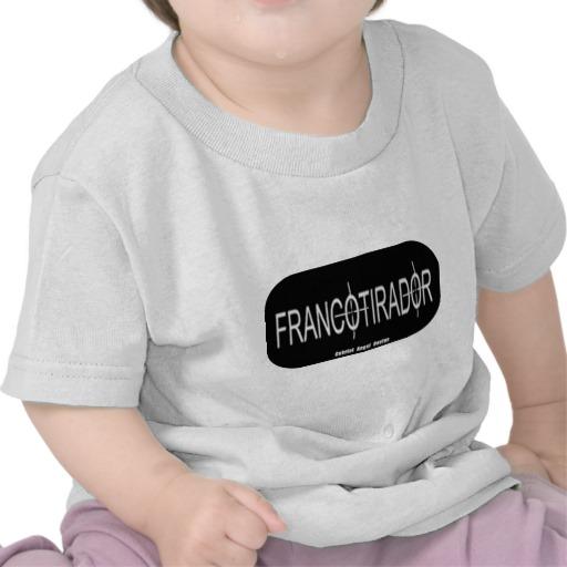 Francotirador Infant T-Shirt