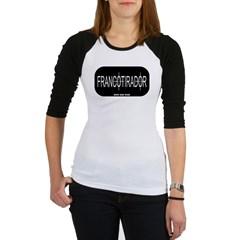 Francotirador Junior Raglan T-shirt