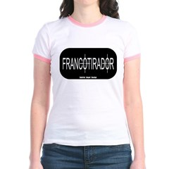 Francotirador Junior Ringer T-Shirt