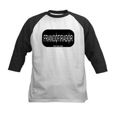 Francotirador Kids Baseball Jersey T-Shirt