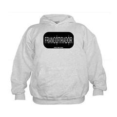 Francotirador Kids Sweatshirt by Hanes