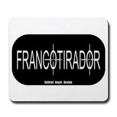 Francotirador Mousepad