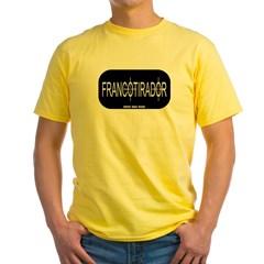 Francotirador Yellow T-Shirt