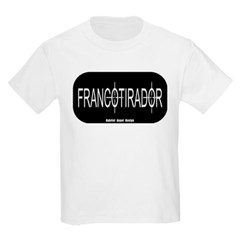 Francotirador Youth T-Shirt by Hanes