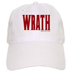 Wrath Logo Baseball Cap