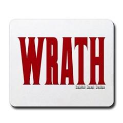 Wrath Logo Mousepad
