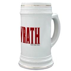 Wrath Logo Stein