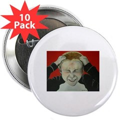 "Irate Gamer 2.25"" Button (10 pack)"