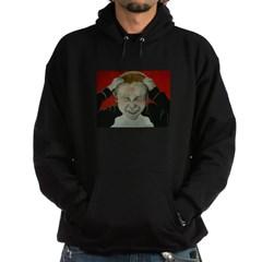Irate Gamer Hooded Dark Sweatshirt