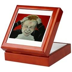 Irate Gamer Keepsake Box