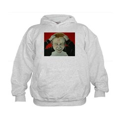 Irate Gamer Kids Sweatshirt by Hanes