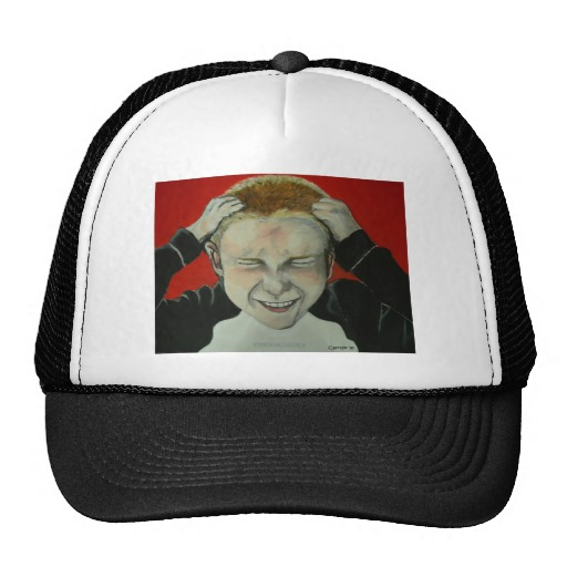Irate Gamer Trucker Hat